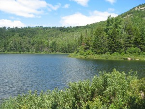 Peaked Mountain Pond