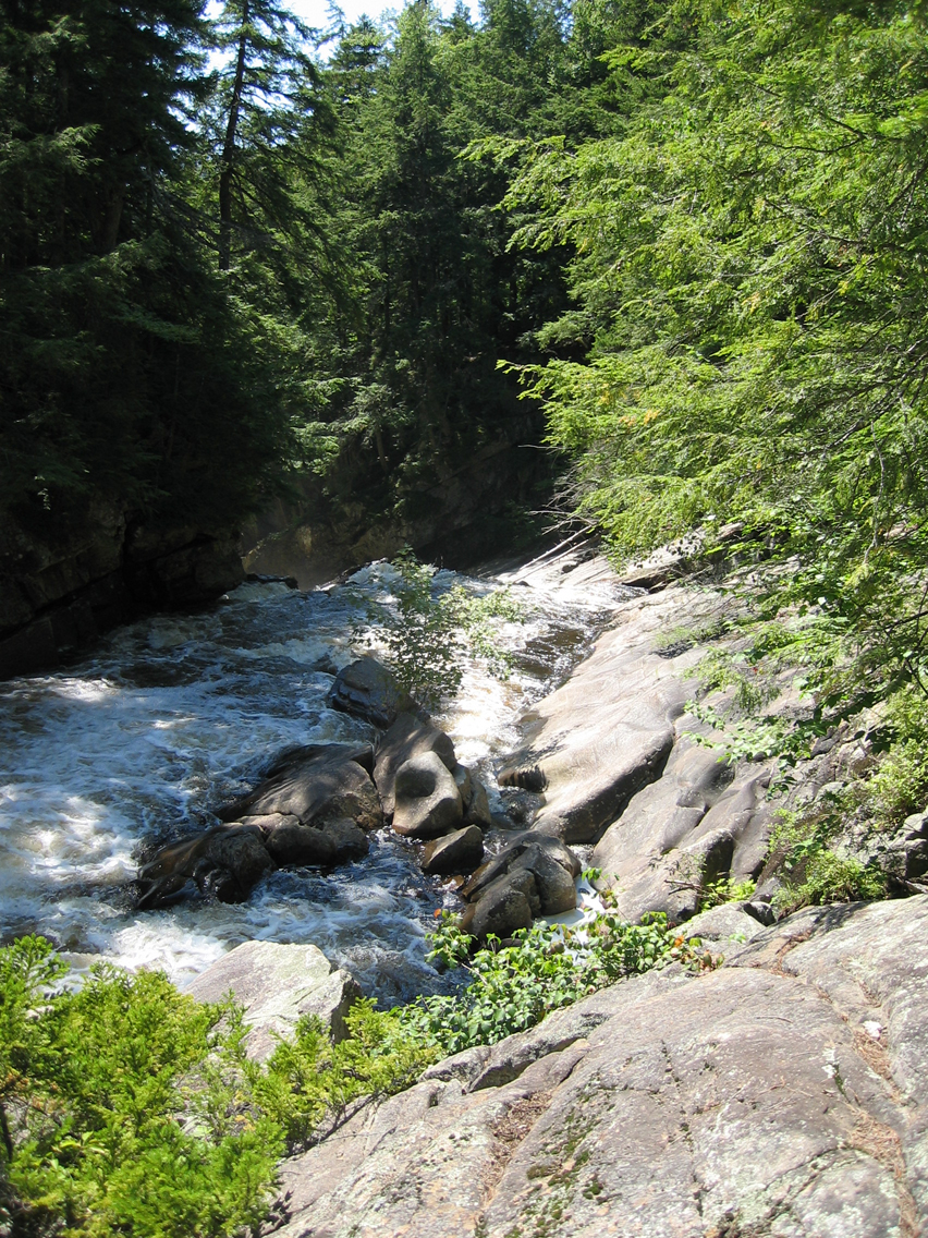 Auger Falls Photos