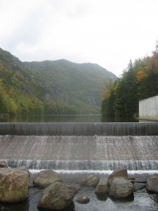 Ausable Lake Dam