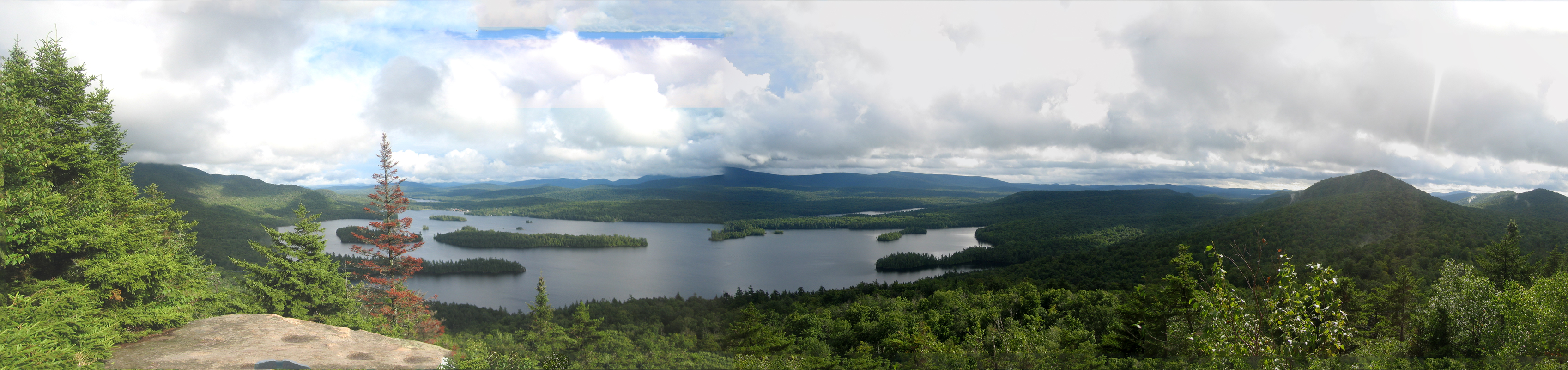 Castle Rock Panoramic View